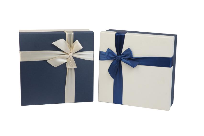 包装行业中如何制作礼品盒