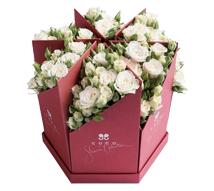 鲜花礼盒订制