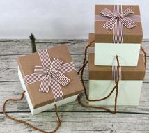 正方形礼品盒
