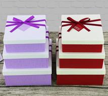 长方形礼品盒